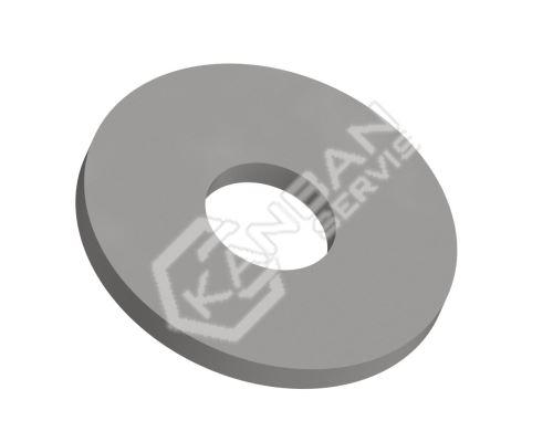 Podložka velkoplošná DIN 9021 140HV Zn pr.17,0
