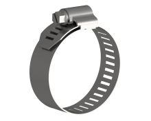 Hadicová spona Robust W2 DIN 3017 Inox 25-40mm