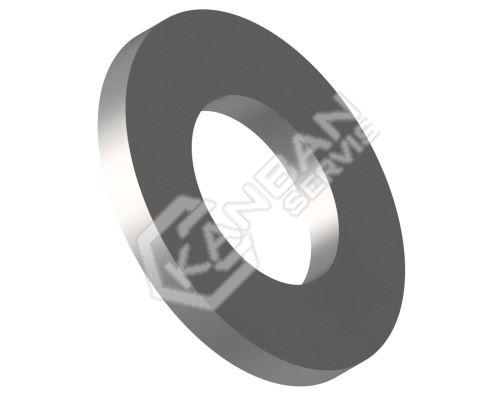 Podložka plochá DIN 125 A 140HV Zn pr.4,3