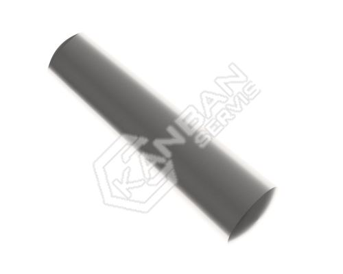 Kolík kuželový DIN 1 B St pr.6,5x24