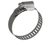 Hadicová spona  W2 DIN 3017 Inox 110-130mm