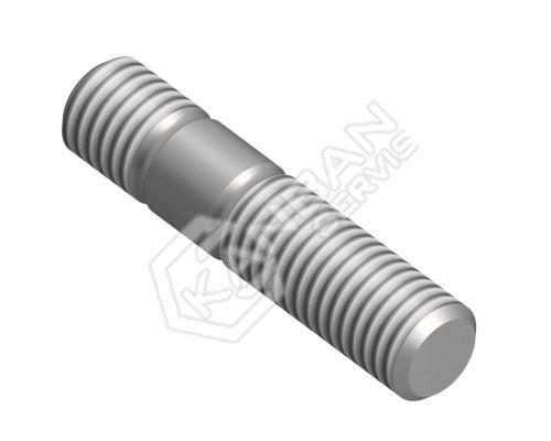 Šroub závrtný do litiny DIN 939 5.8 St M10x35